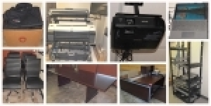 8760 Service Group Liquidation Office Equipment