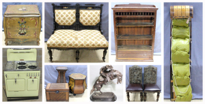 Antique Furniture and More Combined Estate
