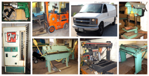 Johnson Furnace Co Liquidation Auction