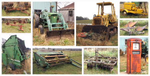 Schneider Estate Farm Equipment Auction