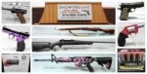 Shooter's Mart Gun Store Liquidation Auction