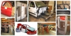 Auto Body Parts Warehouse Liquidation Auction