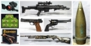 Firearms And Shooter's Mart Accessories Auction