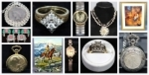 Jewelry, Coins and Art Auction
