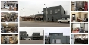 17,000 Sq Ft Commercial Space With 6 Apartments