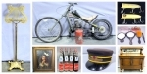 Spin The Bottle Combined Estate Auction