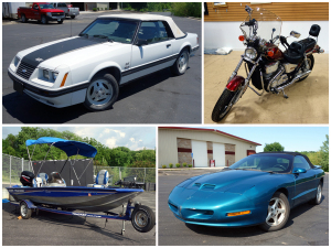 Vehicle and Watercraft Auction
