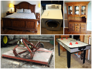 Burton Downsizing And Moving Auction