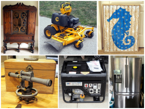 Spring Hill Kansas Downsizing and Moving Auction