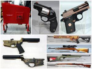 Winter is Coming Firearm Auction Catalog
