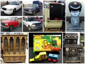 Cars, Trucks, Toys, Tools and More Auction! Catalog