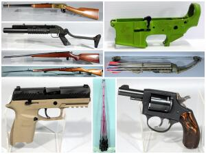 Fantastic Firearm, Fishing and Outdoor Fun Auction Catalog