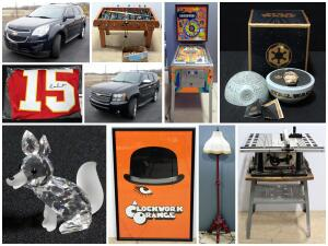 Recreation and Collectible Combined Estate Auction Catalog