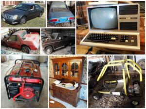 Cox Family Estate Auction, Pleasant Hill Missouri Catalog