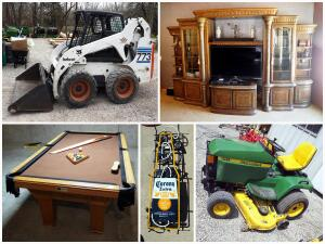 Edwards Estate, Construction Equipment and Materials Auction Catalog