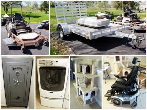 Robert Miller Living Estate Auction, Raymore Missouri Catalog