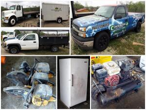 Construction Surplus Liquidation Auction Catalog