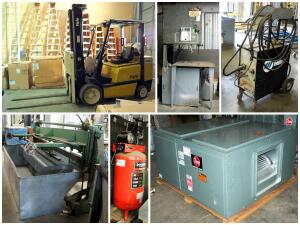 Central Systems Mechanical Liquidation Auction Catalog