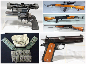 Outdoorsman's Delight Firearm And Accessory Auction Catalog
