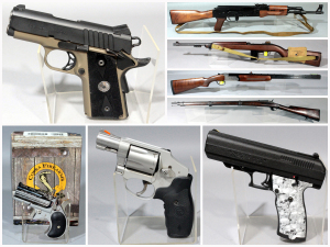 Turn Up The Heat Summer Firearm Auction