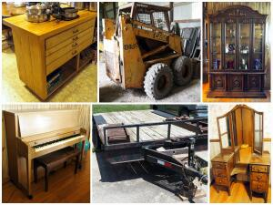 Miller Living Estate Farm and Tool Auction Catalog