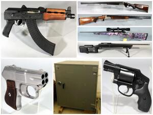 End of Summer Firearm and Military Auction Catalog