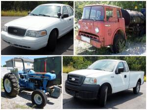 City of Belton Vehicle and Equipment Surplus Auction Catalog