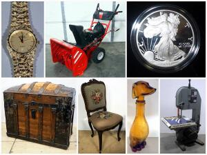 Fall Consignment and Estate Auction Catalog