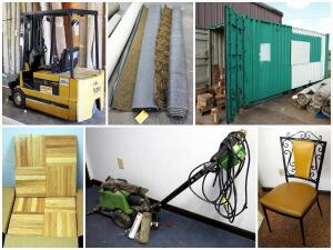 Carpet And More Liquidation Auction Catalog