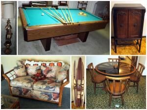 Way Estate 1970's Time Capsule Auction