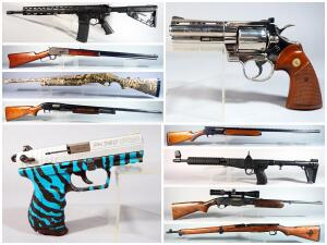 January Firearm and Sportsman Auction Catalog