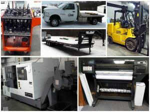 Reliable Machine and Engineering Liquidation Auction