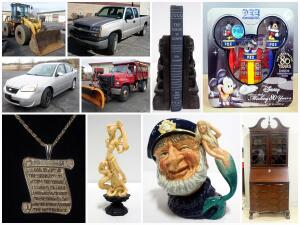 Early Spring Spruce Up Combined Estate Auction