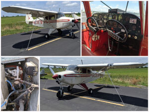 1954 Piper PA-22 TriPacer Airplane Auction