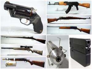 Shooting Fish In A Barrel Firearm And Sportsman Auction
