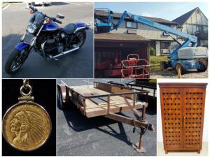 Huge Combined Estate And Consignment Auction