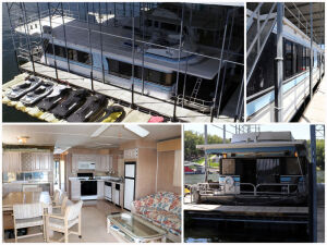 Luxury Houseboat Of Your Dreams At Your Price