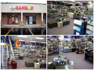 Used Video Game Store Auction- All Sells To One Buyer