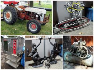 Man Cave, Shop And Restaurant Equipment Auction