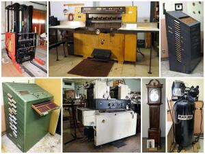 Commercial Printing, Office Supply And Estate Auction