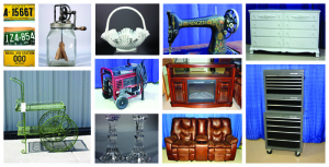 Modern Furniture, Fitness, and Summer Fun Auction!