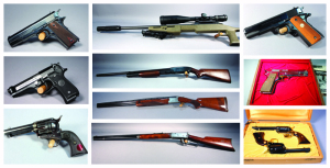 Start Your Summer with a Bang! Gun Auction