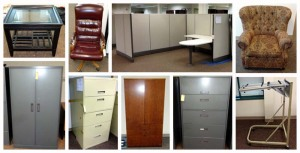 Commercial Office Equipment and Furniture Auction