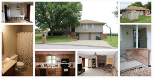 Lovely Raymore Home in Quiet Neighborhood