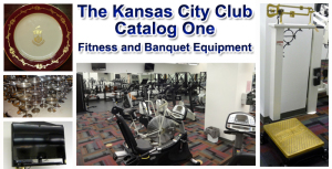 The Kansas City Club Fitness and Banquet Equipment Auction