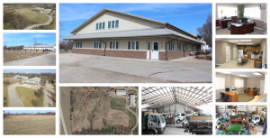 Stilwell Kansas Commercial Property & Land Auction