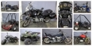 Power Sports and Spring Motorcycle Auction
