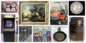 It's The Real Thing Combined Estate Auction