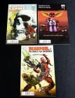 Deadpool & Cable #1 Fried Pie Variant, Mercs For The Money #2 (2) Variants