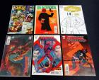 Deadpool Variant Cover Lot! Deadpool 1(3 Different), 3, 25, Infinity Wars 1 Deadpool Sketch Cover